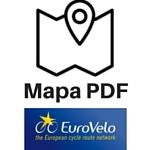 descargar mapa eurovelo