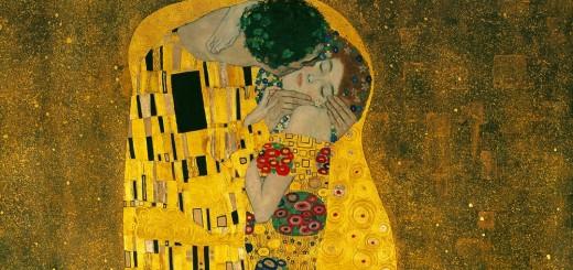 El beso en los Museos de Viena