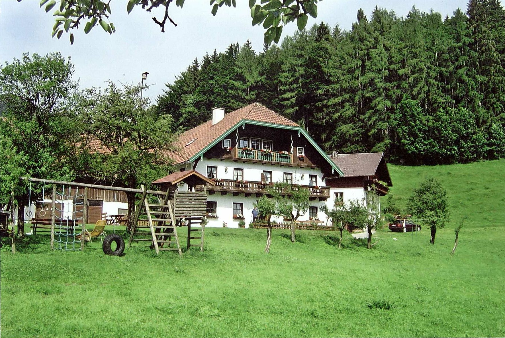 Las granjas del tirol viatges alemany - Parador de la granja fotos ...