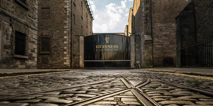 Fábrica Guiness en Dublín
