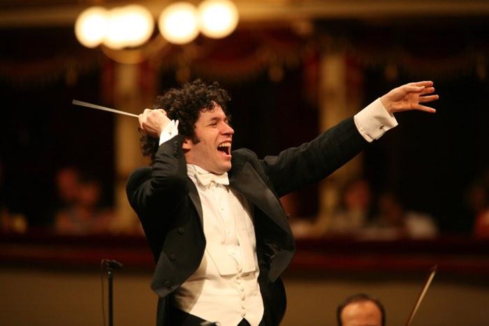 Gustavo Dudamel dirigirá el concert d'any nou de viena