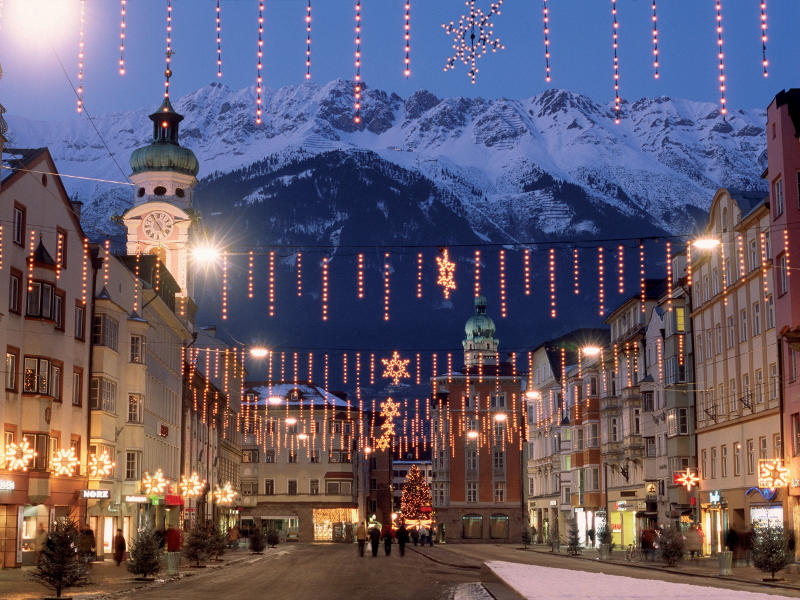 Christmas in Innsbruck