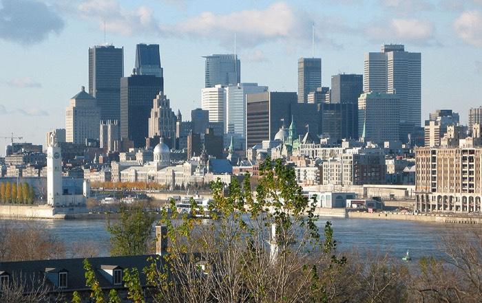 Montreal a la Costa Est de Canadà