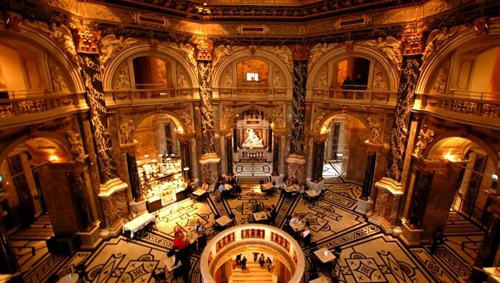 Museos de Viena, el museo de Historia del Arte