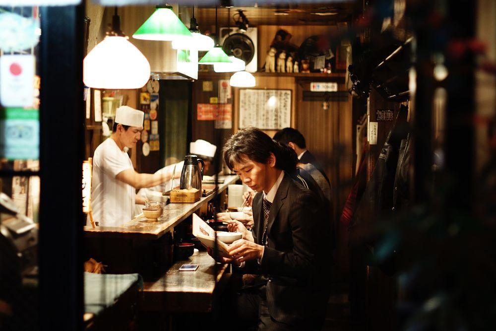 Cuando viajes a Japón, si dices no es que no